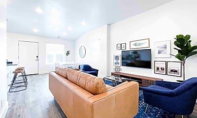Living Room, 3017 S 700 E, 1
