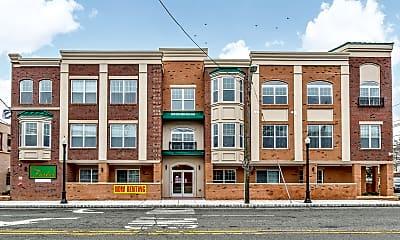 Building, The Parker Apartment Building, 1