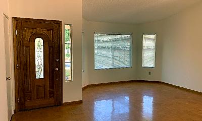 Living Room, 745 La Cumbre St, 1