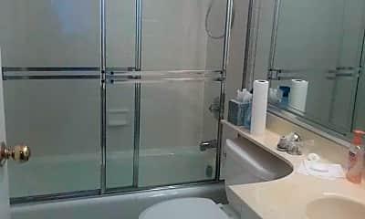 Bathroom, 2 Bay Club Dr 19H, 2