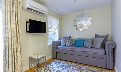 Living Room, 17R Clark St, 0