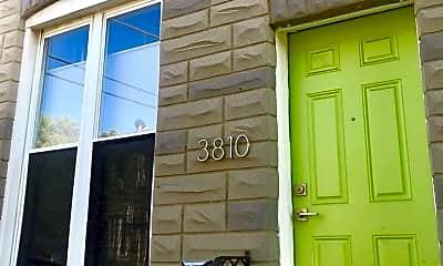 Building, 3810 Mt Pleasant Ave, 1