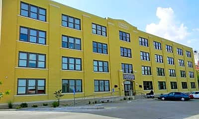 Building, Frisco Lofts, 0