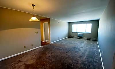 Living Room, 4960 Ridge Ave 303, 1