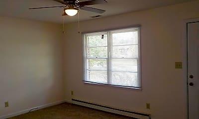 Bedroom, 107 Queens Rd, 1