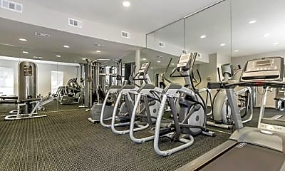 Fitness Weight Room, 7900 Locke Lee Ln, 2
