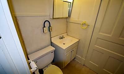 Bathroom, 94 E 12th St, 2