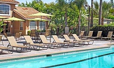Pool, eaves La Mesa, 0
