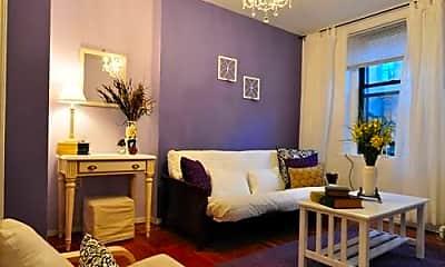 Living Room, 214 E 12th St, 1