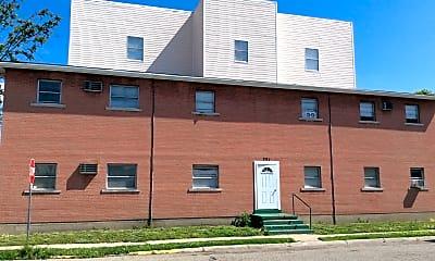 Building, 201 Park Ave, 0