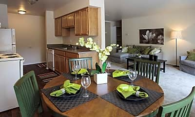 Dining Room, Newport Woods, 0