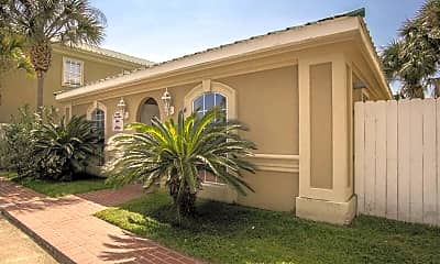 Leasing Office, South Palm Villas and Martinique leasing office, 1