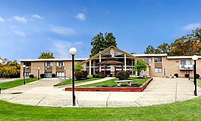 Building, Randall Park, 0