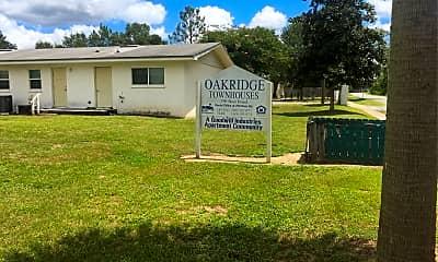 Oakridge Townhouses, 1