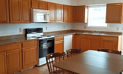 Kitchen, 634 Locust St, 1