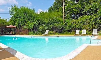 Pool, Rock Creek Apartments, 0