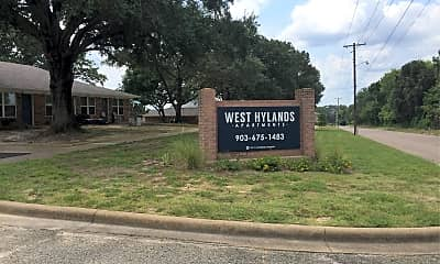 West Hylands Apartments, 1
