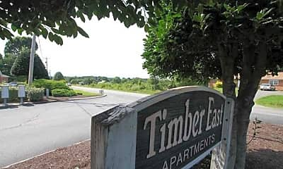 Timber East, 2