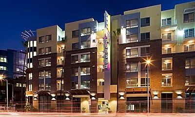 Building, 7950 West Sunset, 2