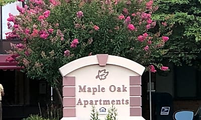 Maple Oak Apartments, 2