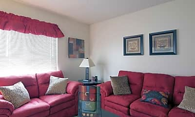 Living Room, Windover Palms, 1