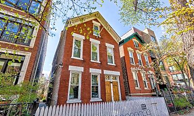 Building, 878 N Hermitage Ave, 1