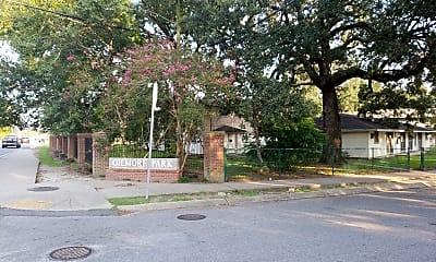Gilmore Park Apartments, 1
