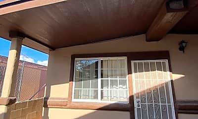 Patio / Deck, 119 Encino Drive, 1