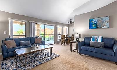 Living Room, 9707 E Mountain View Rd 2405, 0