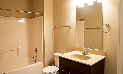 Bathroom, West Towne Flats, 2