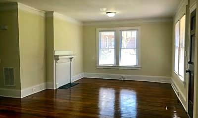 Living Room, 119 Oakland St, 1