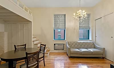 Living Room, 23 Waverly Pl, 1