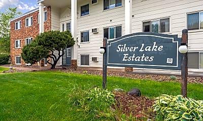 Building, Silver Lake, 0