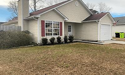 Building, 828 S Dogwood Ln, 1