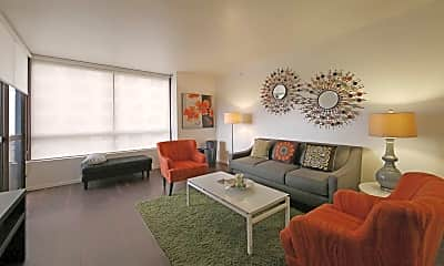 Living Room, 255 Grand, 1