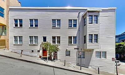 Building, 1402 Kearny St, 1