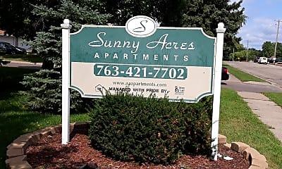Sunny Acres Apartment, 1