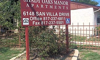 Shady Oak Manor, 1