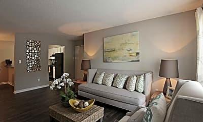 Living Room, Woods Edge, 1
