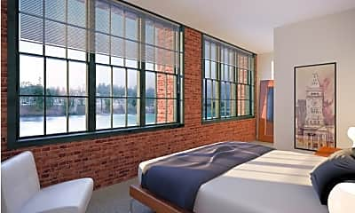 Bedroom, Watch Factory Lofts, 0