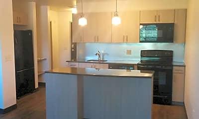 Kitchen, Treysta on the Water, 2