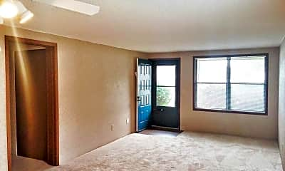 Living Room, Applegate Apartments, 2