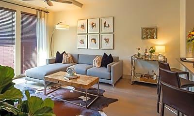 Living Room, 54 Rainey St, 2