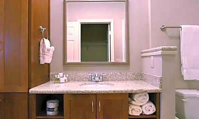 Kitchen, Charwood Suites, 2
