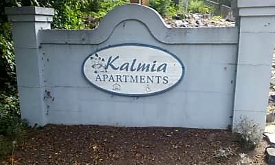Kalmia Apartments, 1