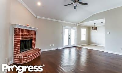 Living Room, 902 Beaufort Court, 1