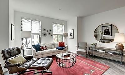 Living Room, Reed Row, 1