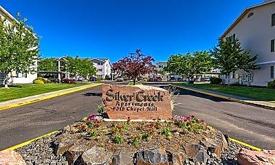 Community Signage, Silver Creek, 2