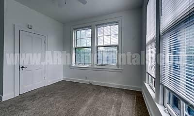 Bedroom, 2405 S Battery St, 2