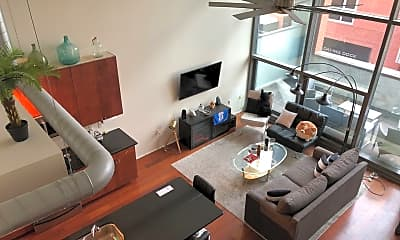 Living Room, 1352 South St, 0